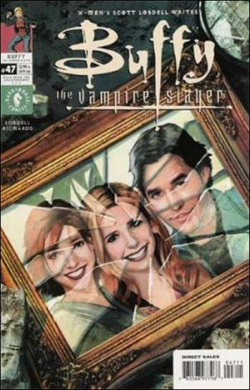Buffy the Vampire Slayer 47-A by Dark Horse