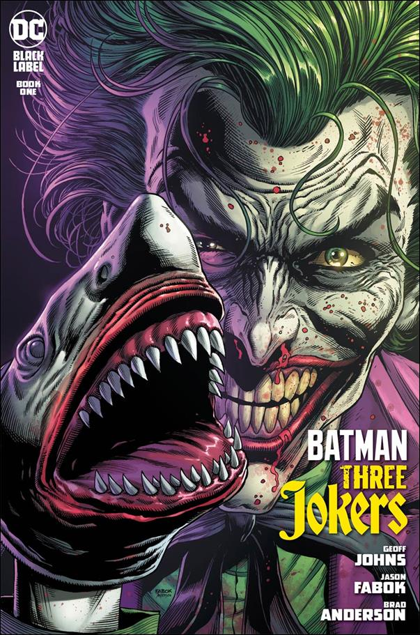 Batman: Three Jokers 1-H by DC Black Label