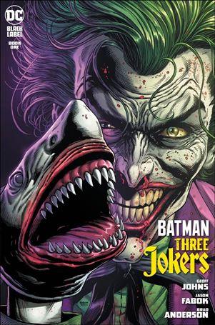 Batman: Three Jokers 1-H