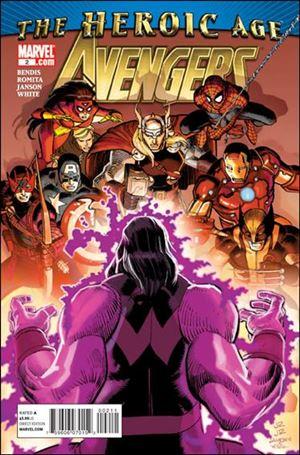 Avengers (2010) 2-A