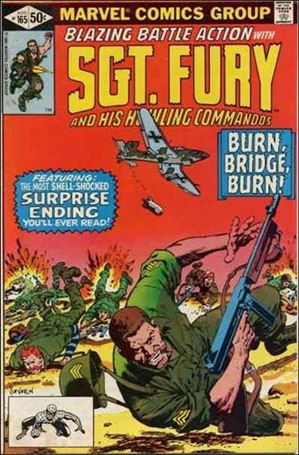 Sgt. Fury and His Howling Commandos 165-A