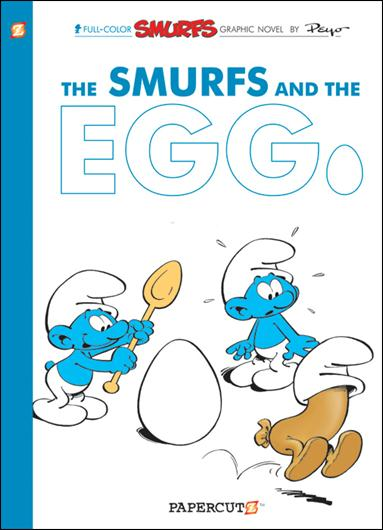 Smurfs 5-A by Papercutz