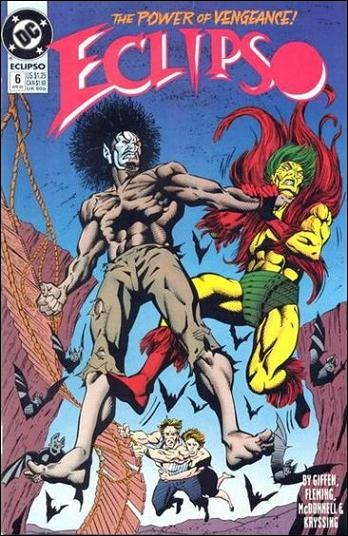 Eclipso 6-A by DC