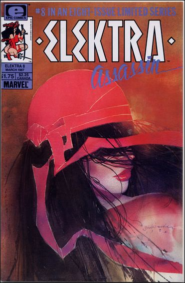 Elektra: Assassin 8-A by Epic