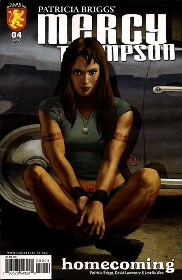 Patricia Briggs' Mercy Thompson: Homecoming 4-A by Dabel Brothers (DB) Productions