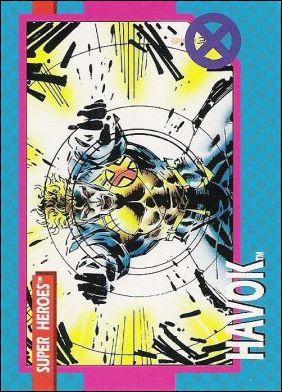 X-Men: Series 1 (Base Set) 3-A by Impel