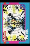 X-Men: Series 1 (Base Set) 3-A