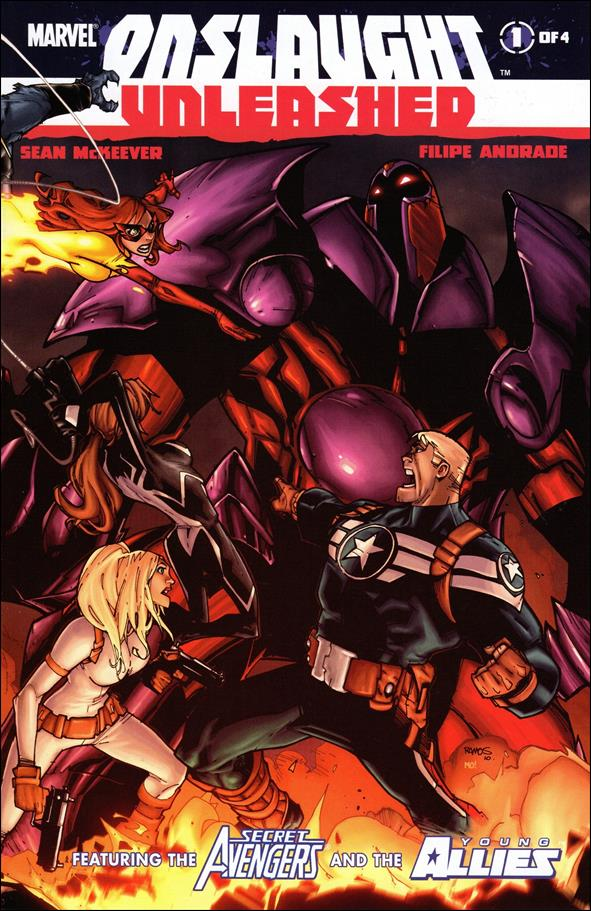 Onslaught Unleashed 1-A by Marvel