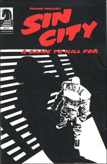 Sin City: A Dame to Kill For 1-B by Dark Horse