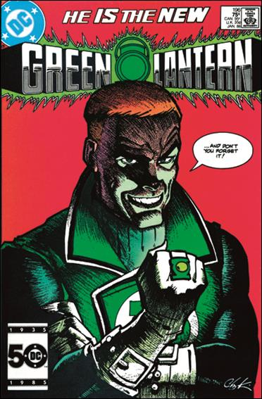 Green Lantern (1960) 196-A by DC