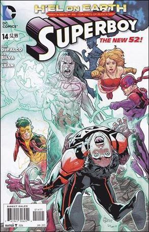Superboy (2011/11) 14-A