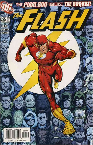 Flash (1987) 225-A by DC