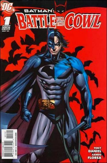 Batman: Battle for the Cowl 1-D by DC