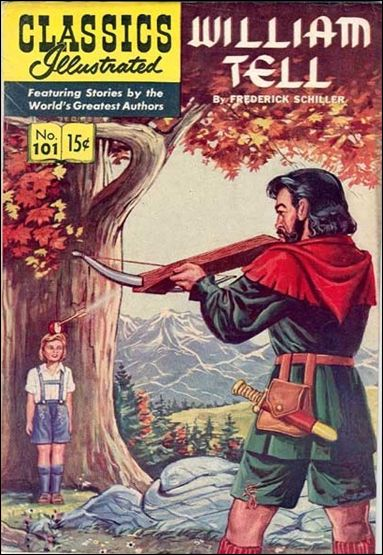 Classic Comics/Classics Illustrated 101-B by Gilberton