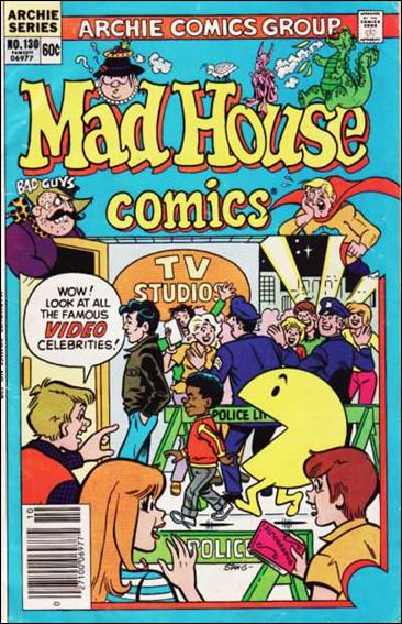 Madhouse (1974) 130-A by Archie