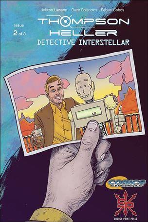 Thompson Heller: Detective Interstellar 2-A