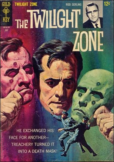 Twilight Zone (1962) 22-A by Gold Key