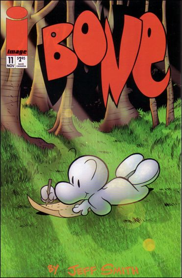 Bone (1995) 11-A by Image
