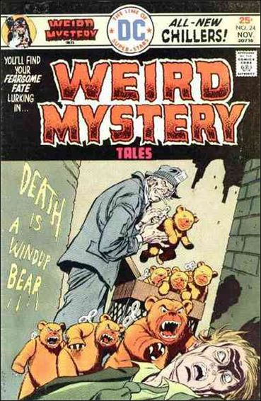 Weird Mystery Tales (1972) 24-A by DC