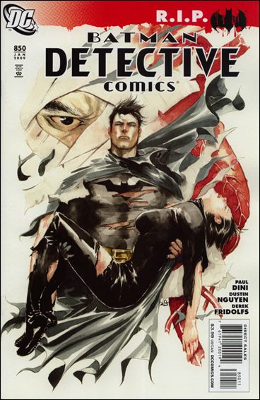 Detective Comics (1937) 850-A by DC