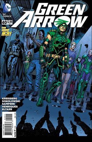 Green Arrow (2011) 40-A