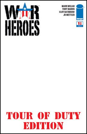 War Heroes (2008) 1-E by Image