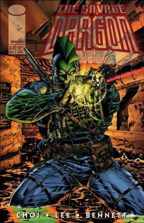 Savage Dragon (1993) 13.1-A