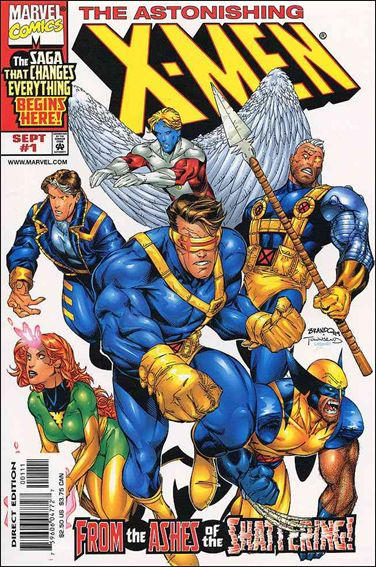 Astonishing X-Men (1999) 1-A by Marvel
