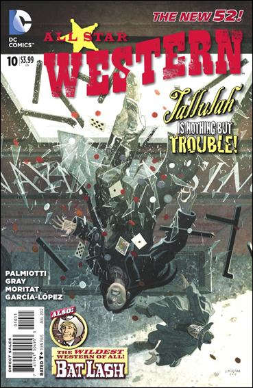 All Star Western (2011) 10-A by DC