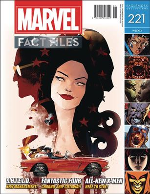Marvel Fact Files 221-A
