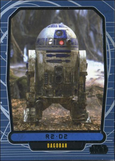 Star Wars Galactic Files (Base Set) 128-A by Topps