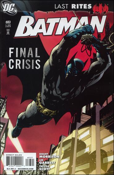 Batman (1940) 683-B by DC