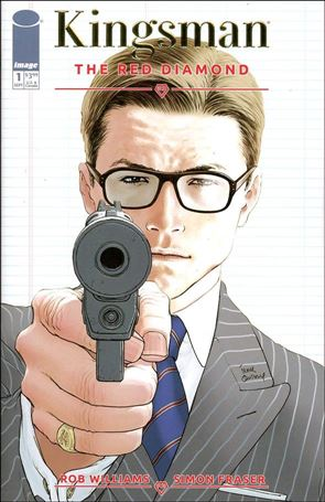 Kingsman: The Red Diamond 1-G