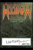 Widow Special Edition Collector's Card Set (Base Set) nn-A