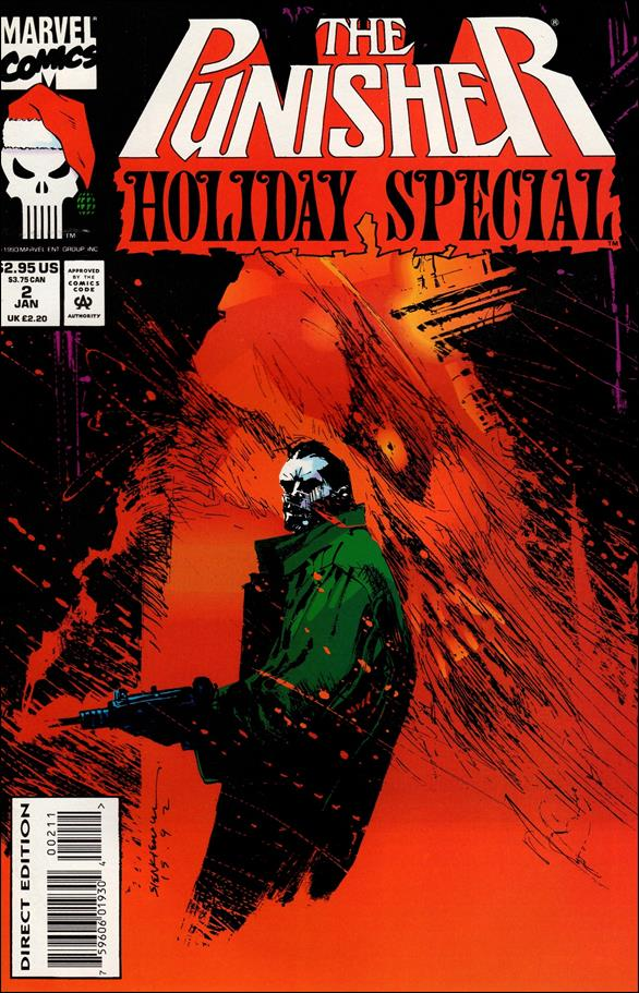Punisher Holiday Special 2-A by Marvel
