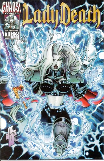 Lady Death (1997) 1-A by Chaos! Comics
