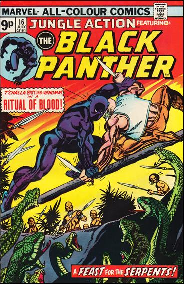 Jungle Action (1972) 16-B by Marvel