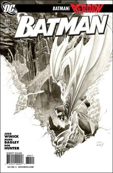 Batman (1940) 689-A by DC