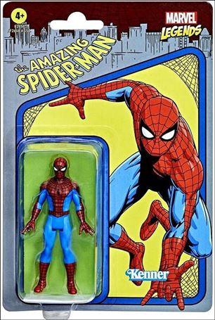 Marvel Legends Retro (3.75 inch Series) Amazing Spider-Man
