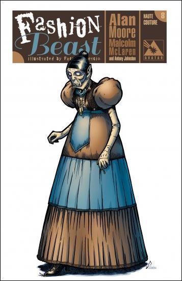 Fashion Beast 8-C by Avatar Press