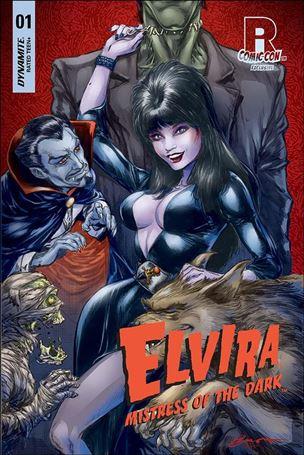 Elvira, Mistress of the Dark (2018) 1-N