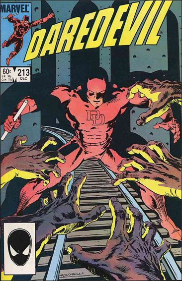 Daredevil (1964) 213-A by Marvel
