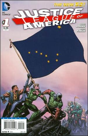Justice League of America (2013)  1-MB by DC