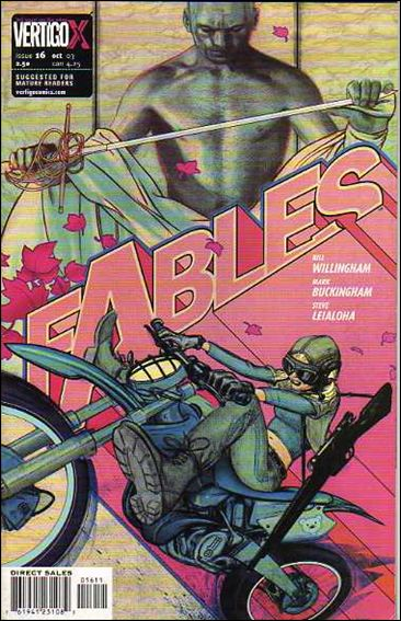 Fables 16-A by Vertigo