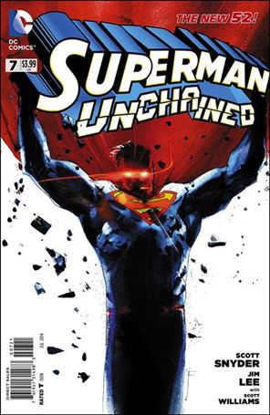 Superman Unchained 7-B