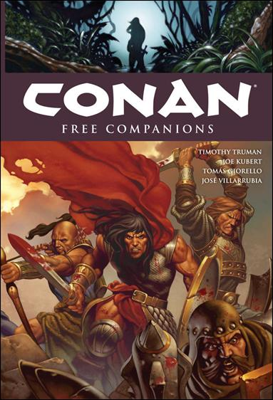 Conan 9-A by Dark Horse