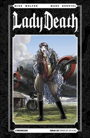 Lady Death (2010) 25-S