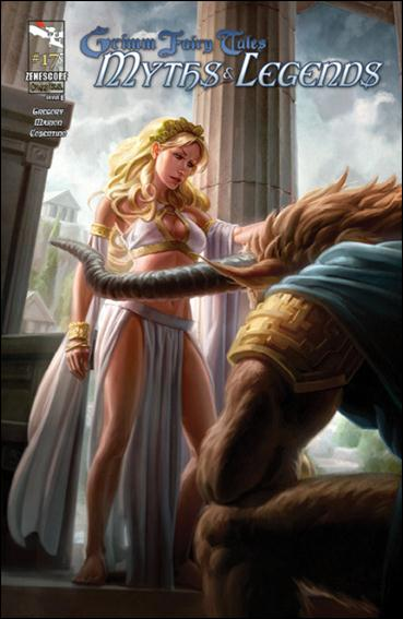 Grimm Fairy Tales Myths & Legends 17-B by Zenescope Entertainment