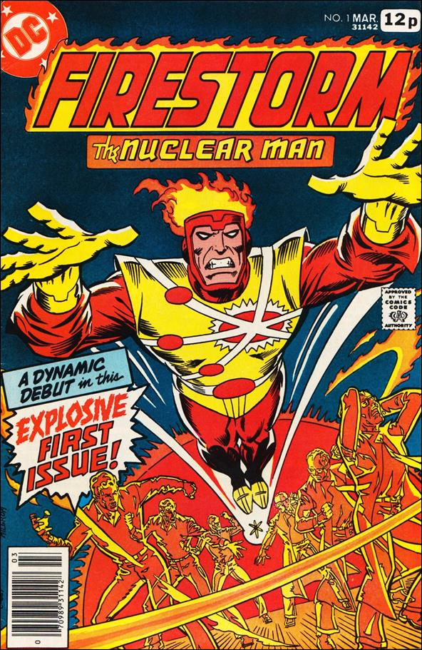 Firestorm (1978) 1-B by DC