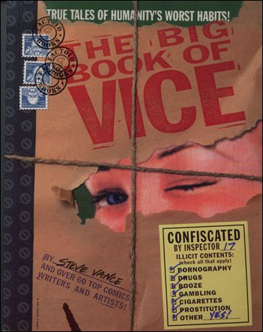 Big Book of Vice 1-A by Paradox